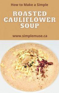 cauliflower soup pin
