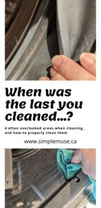 cleaning pin