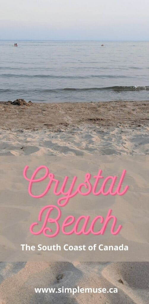 picture of crystal beach